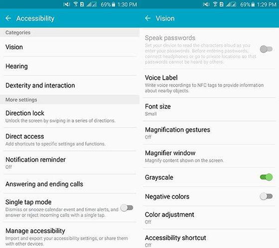 Cara Menghemat Baterai Android Grayscale Abbc9