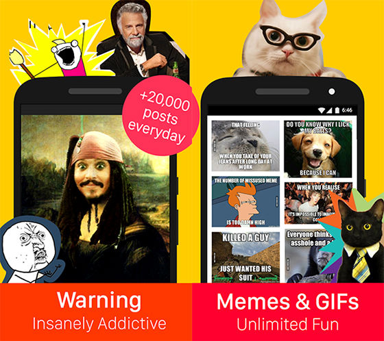 aplikasi humor
