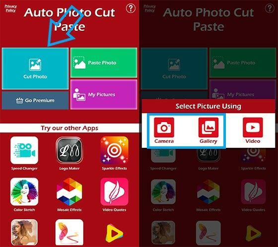 Cara Mengganti Background Foto Di Android 5a570