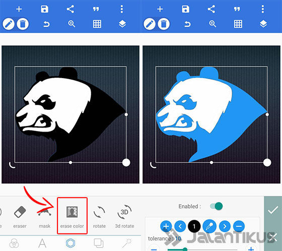 Cara Membuat Logo Esport Di Pixellab 08 10040