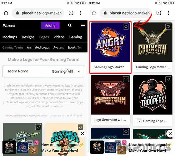 Cara Membuat Logo eSport Keren di Android