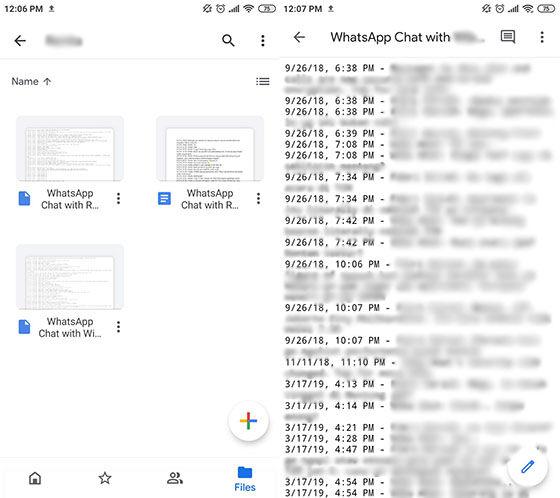 Cara Mengembalikan Chat WA Di HP Baru 603e6