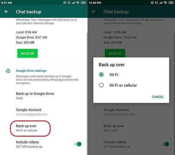 Cara Mengembalikan Chat Whatsapp Yang Sudah Di Delete 6cda2