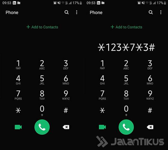Cara Cek Kuota Axis Dial 01 94807