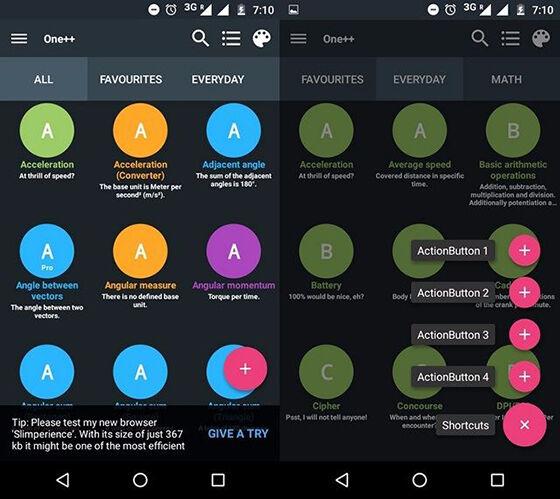 Aplikasi Kalkulator Android 7