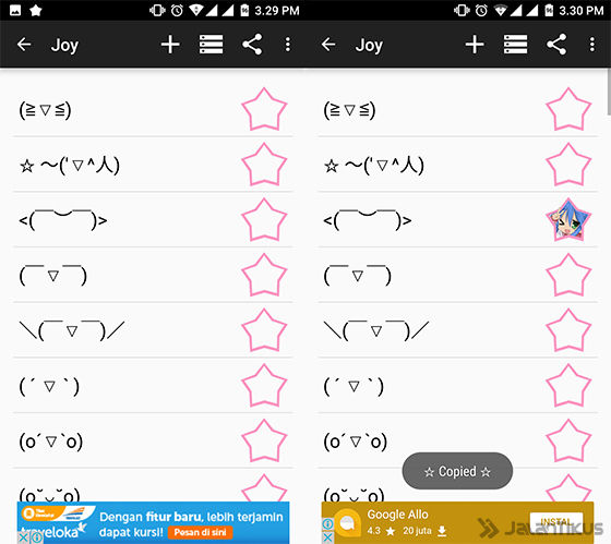Cara Membuat Emoticon Jepang 3