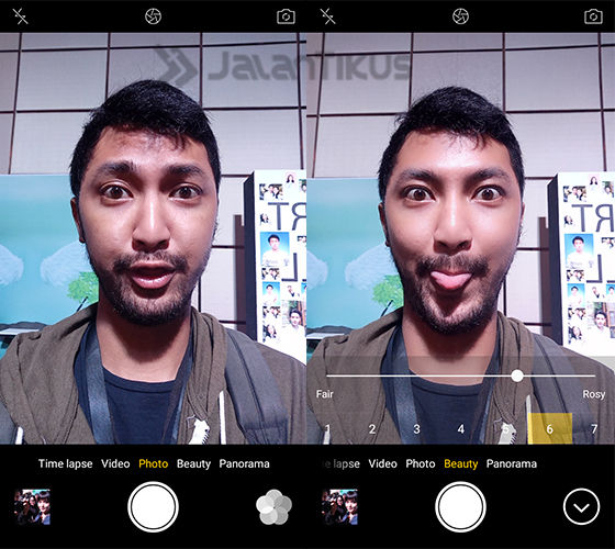 smartphone android selife oppo f1s portrait 12