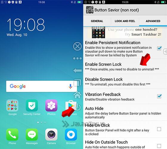 Cara Gunakan Android Tanpa Tombol Fisik 4
