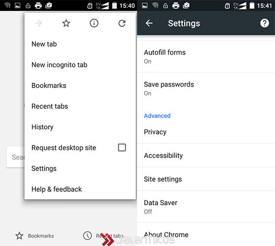 Cara Mempercepat Koneksi Internet Di Android 4