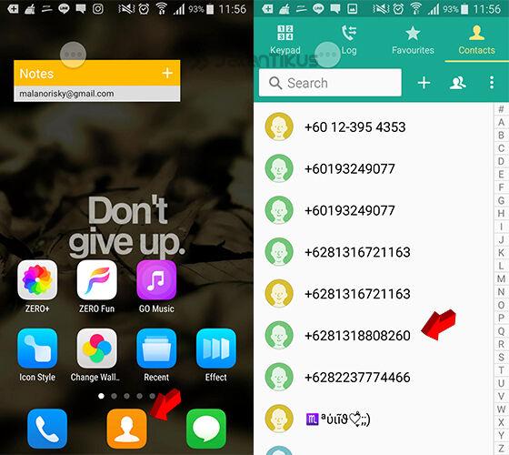 Cara Blokir Nomor Panggilan Masuk Di Samsung 1