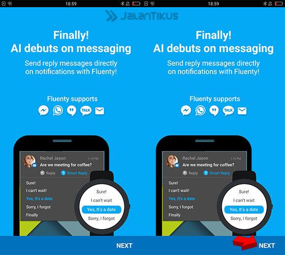 Cara Membuat Smart Reply Di Android 1