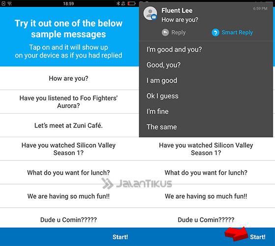 Cara Membuat Smart Reply Di Android 2