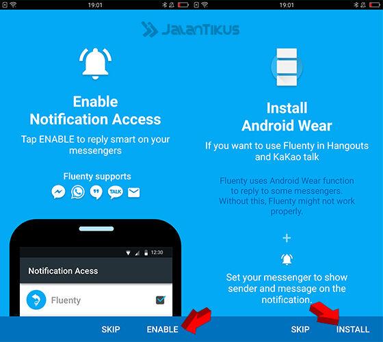 Cara Membuat Smart Reply Di Android 4