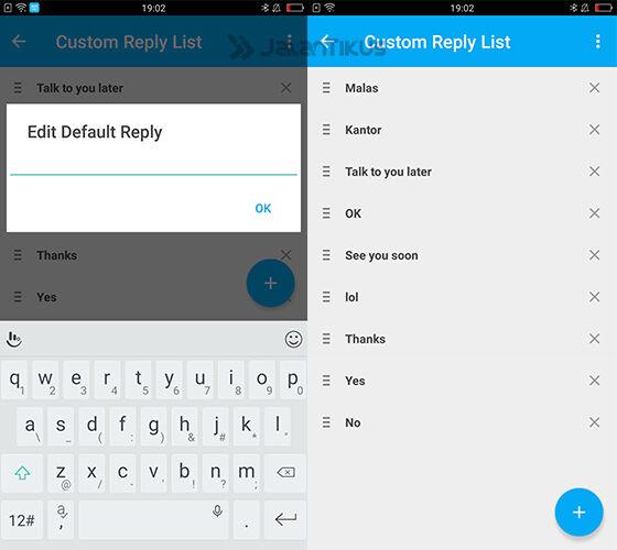 Cara Membuat Smart Reply Di Android 5