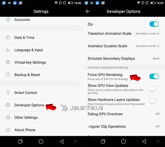 Cara Mengatasi Touchscreen Error Android 2