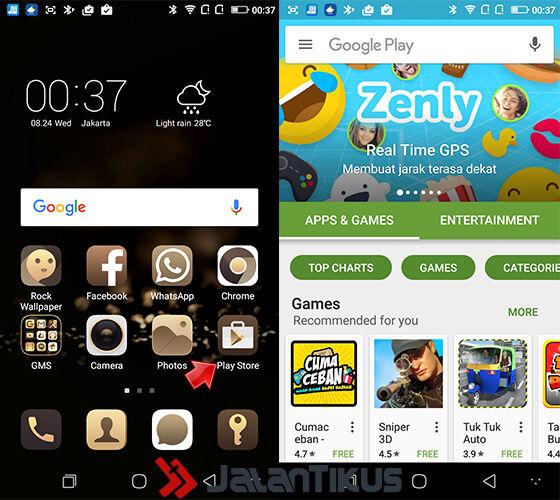 Menonaktifkan Auto Update Aplikasi Di Android 1