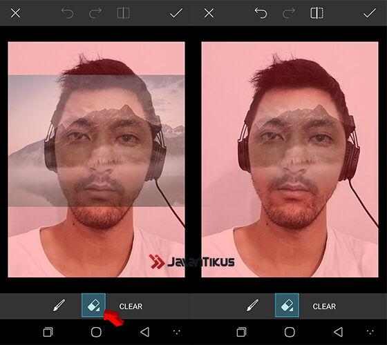 cara membuat foto double exposure 4