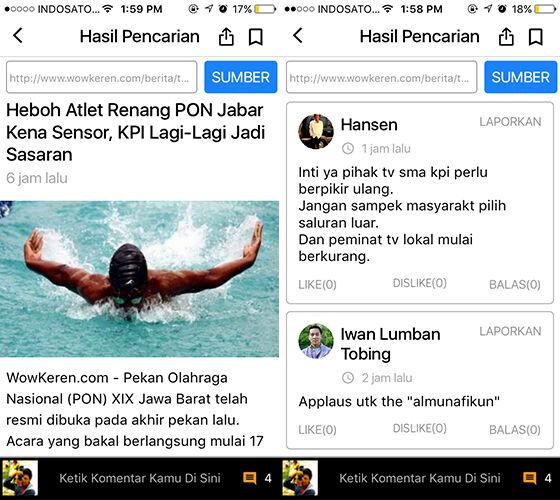 Atlet Renang Pon Xix 2