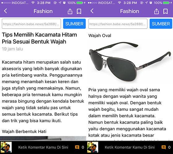 Aplikasi Fashion Pria 4
