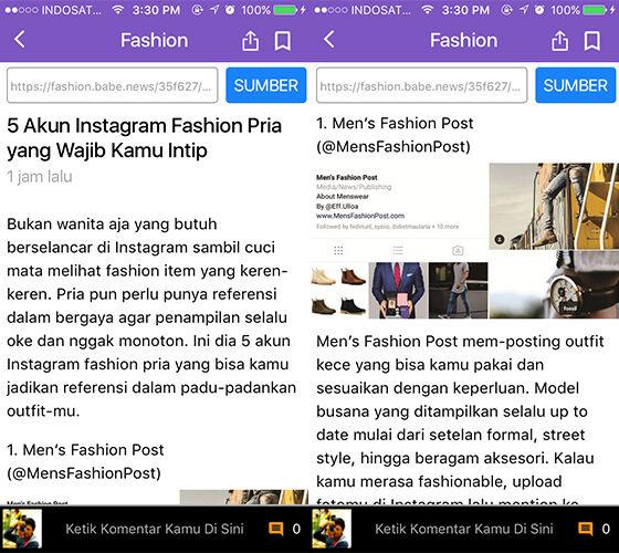 Aplikasi Fashion Pria 5