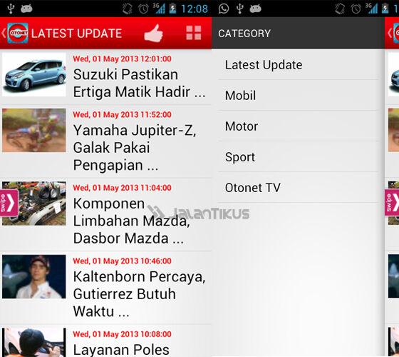 Aplikasi Otomotif Untuk Android 3