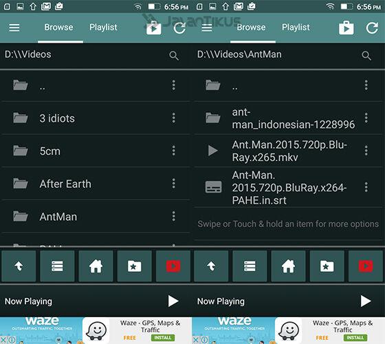 Cara Mengontrol Vlc Media Player Dengan Android 7
