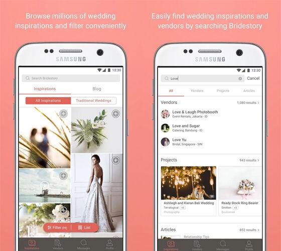 Aplikasi Wedding 3