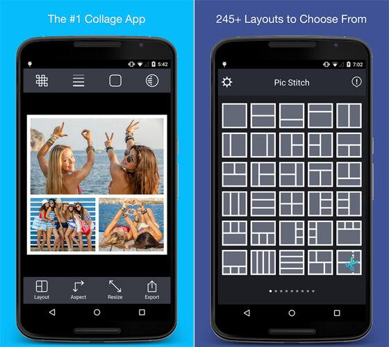 Aplikasi Kolase Foto 1