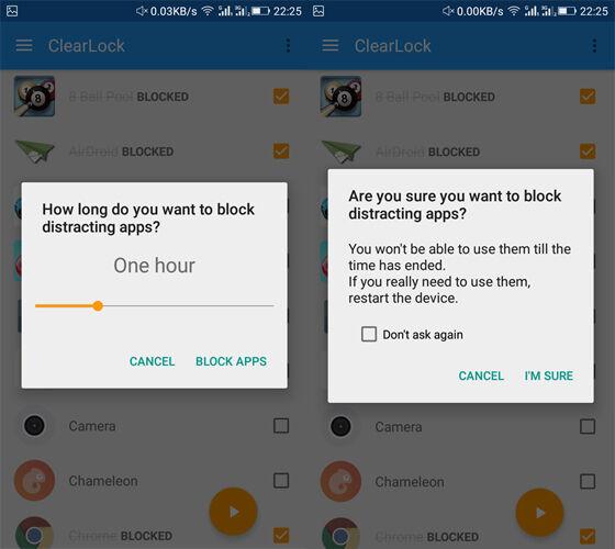 Cara Block Aplikasi Untuk Sementara Waktu 3