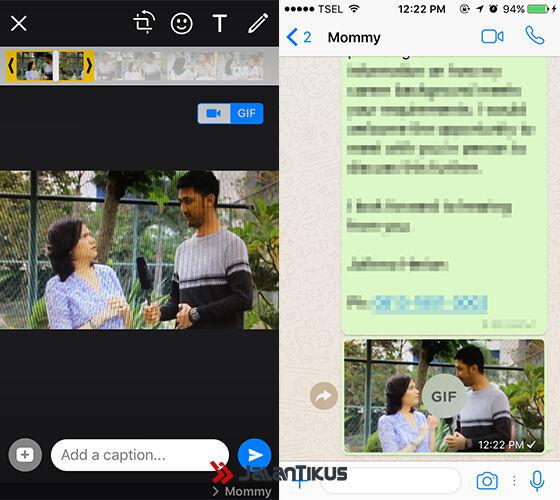 Cara Convert Video Ke Gif Di Whatsapp 4