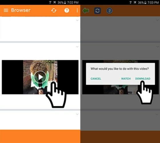 Aplikasi Download Video Facebook 7 B2342