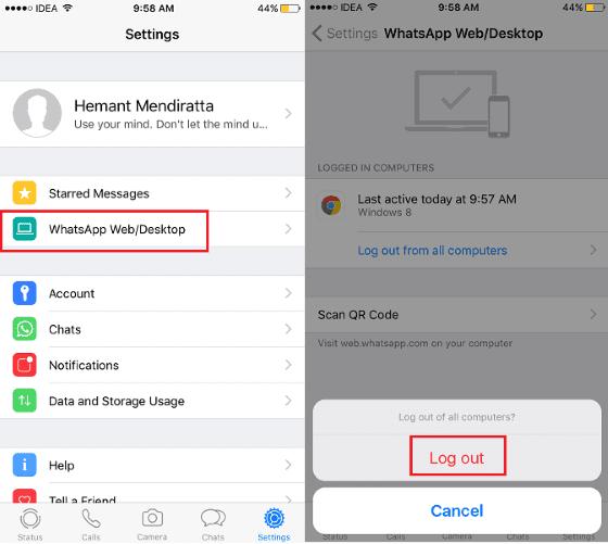 Inilah 5 Cara Agar Whatsapp Tidak Disadap 3 C17fb
