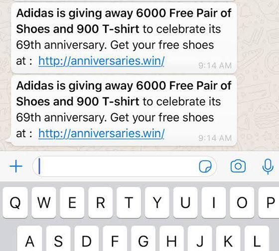 WhatsApp Giveaway E835d