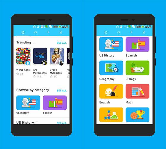 Aplikasi Android Paling Seru Tinycards