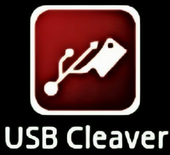 usb cleaver