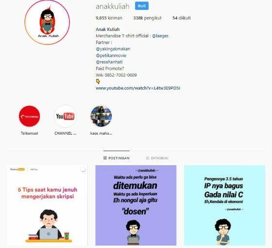Akun Instagram Lucu Kocak 9 Cb3e4