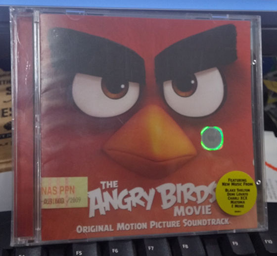 Angry Birds Movie Ost