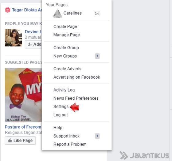 Mematikan Autoplay Video Facebook Di Pc 2