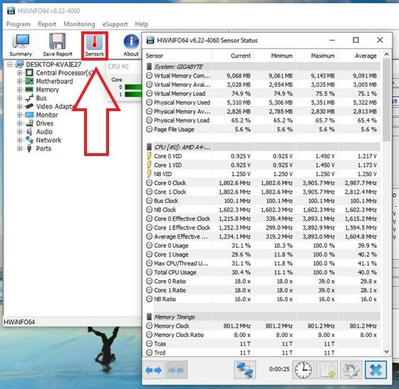 Cara Melihat Spesifikasi Laptop Windows 8 B2186
