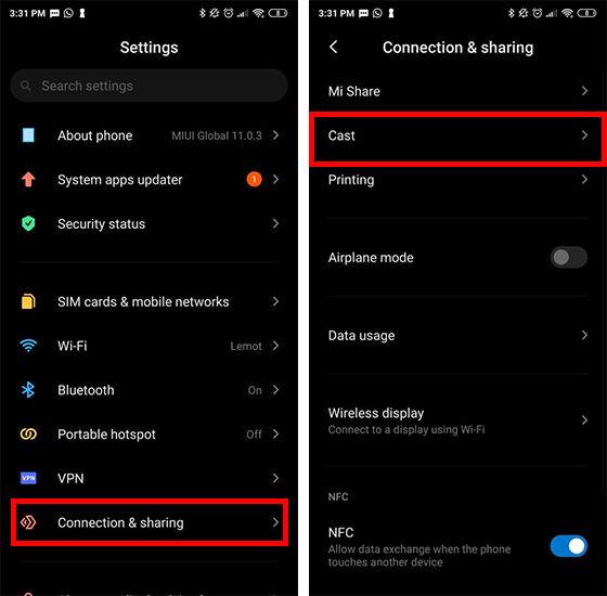 Cara Menyambungkan Hp Android Ke Tv 1 8f19e