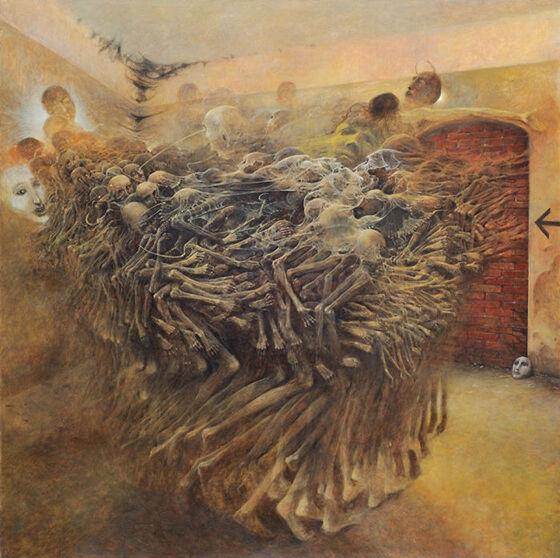 Lukisan Membuat Mimpi Buruk 6