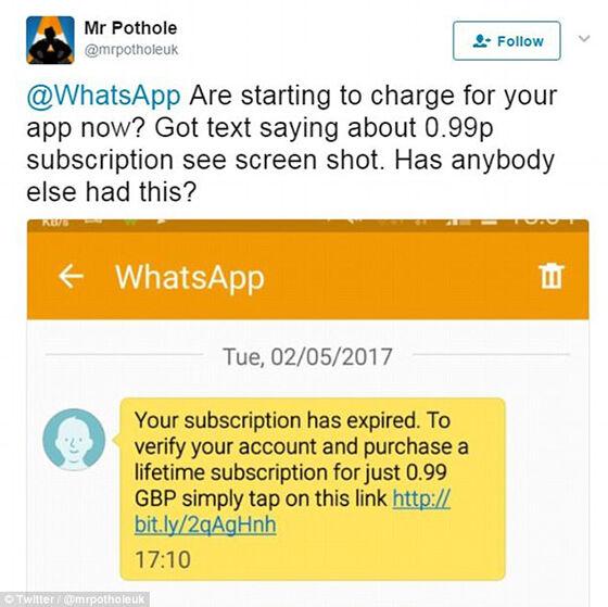Jenis Penipuan Whatsapp 4