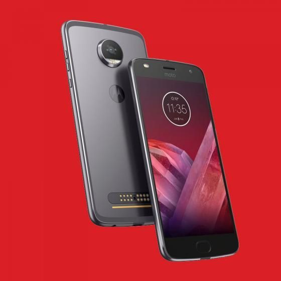Spesifikasi Motorola Moto Z2 Play