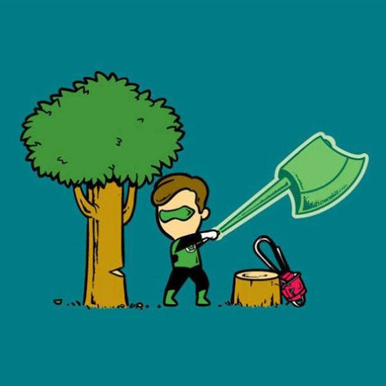 Superhero Part Time 16