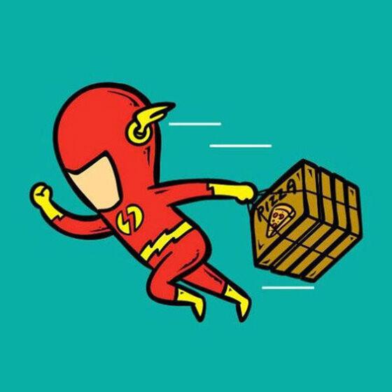 Superhero Part Time 19