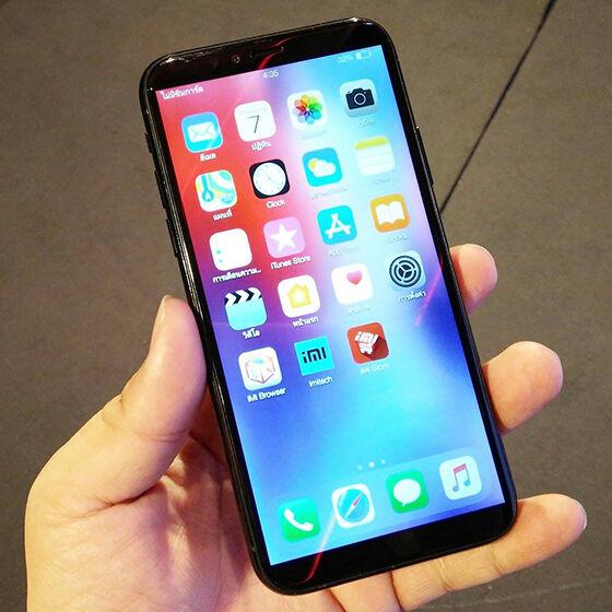 Smartphone Imi X 01
