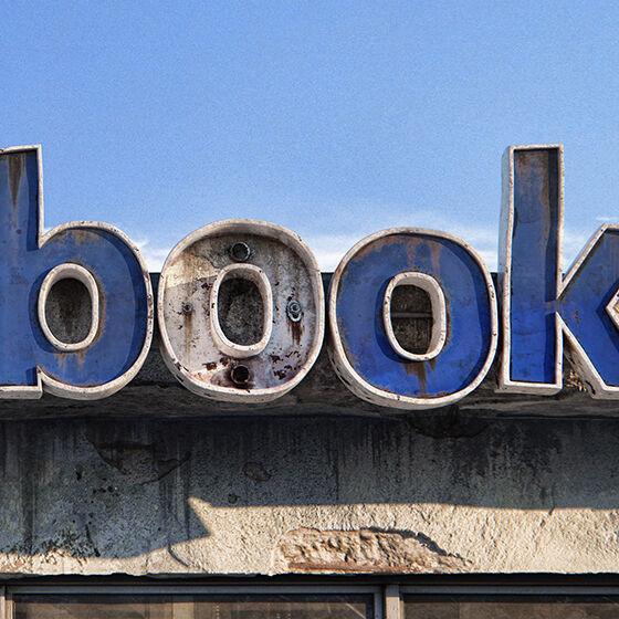 Facebook Ilustrasi Kehancuran Sosial Media 2
