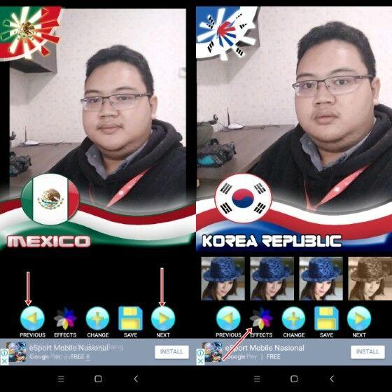 WORLDCUP FOOTBALL 5 Aplikasi Edit Foto Tema Piala Dunia Harus Kamu Coba F0346