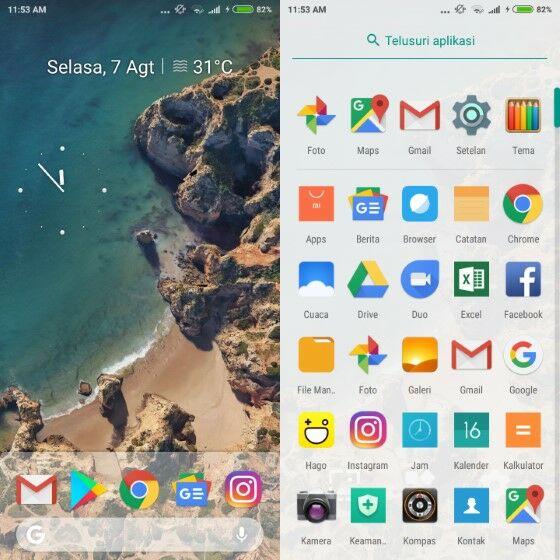 Cara Mudah Update Android Pie 1 B741f