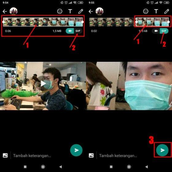 Cara Membuat Gif Untuk Whatsapp Dari Video Sendiri 1 93a22